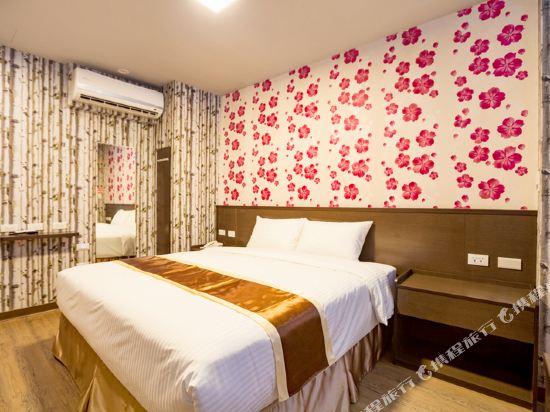 台中撲克商旅(A Ace Hotel)標準大床房