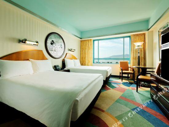迪士尼好萊塢酒店(Disney's Hollywood Hotel)海景客房