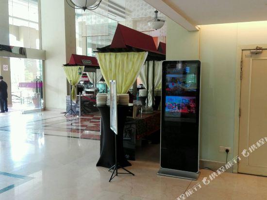 吉隆坡昂卡薩酒店(Ancasa Hotel & Spa Kuala Lumpur)公共區域