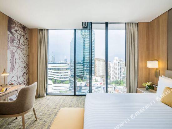 曼谷天空風景酒店(Compass SkyView Hotel Bangkok)俱樂部尊貴房