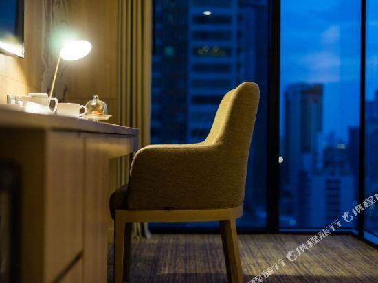曼谷天空風景酒店(Compass SkyView Hotel Bangkok)超豪華尊貴房