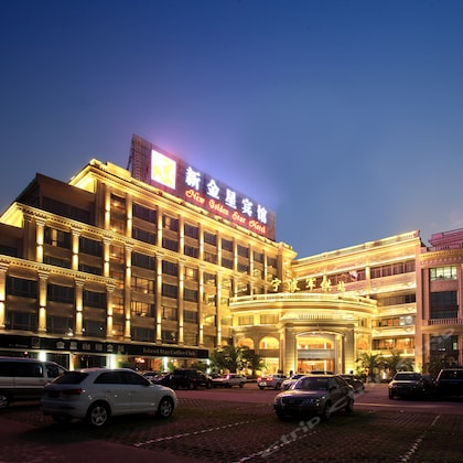 New Golden Star Hotel (Ningbo Railway Station)