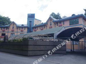 河口湖白綠酒店(Hotel Blanc Vert Kawaguchiko)