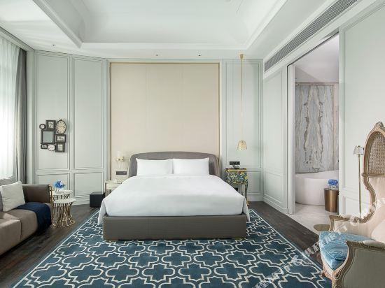 佛山羅浮宮索菲特酒店(Sofitel Foshan)索菲特俱樂部尊貴房後現代風格
