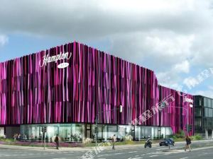 亞琛蒂沃利希爾頓歡朋酒店(Hampton by Hilton Aachen Tivoli)