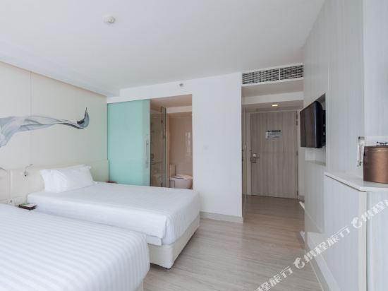 盛泰樂水門酒店(Centara Watergate Pavillion Hotel Bangkok)Superior room