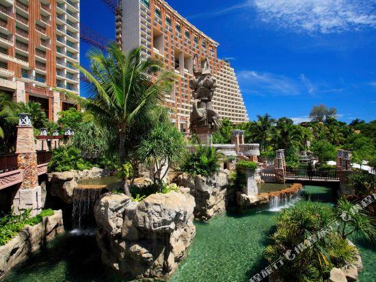 盛泰瀾幻影海灘度假村(Centara Grand Mirage Beach Resort Pattaya)公共區域