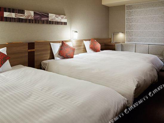札幌三井花園酒店(Mitsui Garden Hotel Sapporo)摩登雙床房