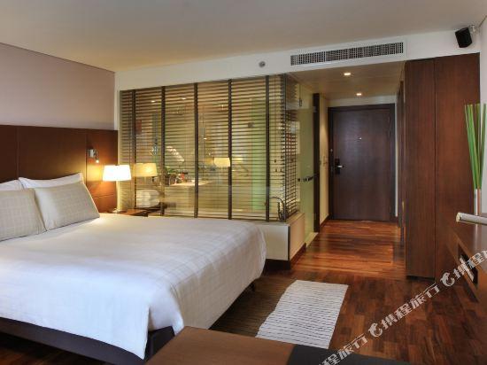 曼谷鉑爾曼大酒店(Pullman Bangkok Hotel G)豪華房