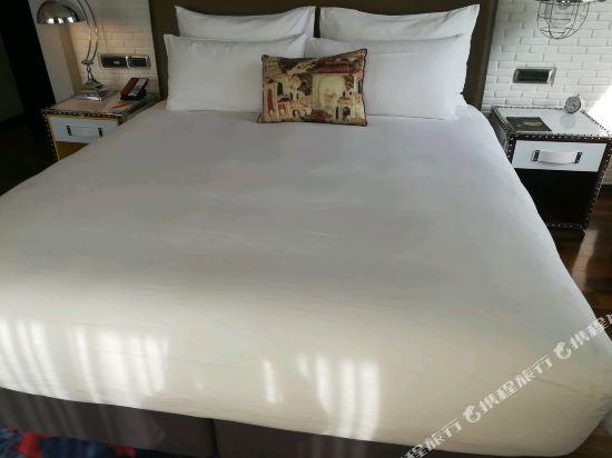 曼谷無線路英迪格酒店(Hotel Indigo Bangkok Wireless Road)行政市區風景房