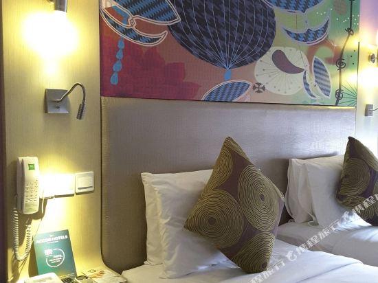 吉隆坡宜必思尚品弗拉斯爾商務園酒店(Ibis Styles Kuala Lumpur Fraser Business Park)標準房