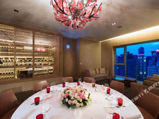 台中日月千禧酒店(Millennium Hotel Taichung)西餐廳