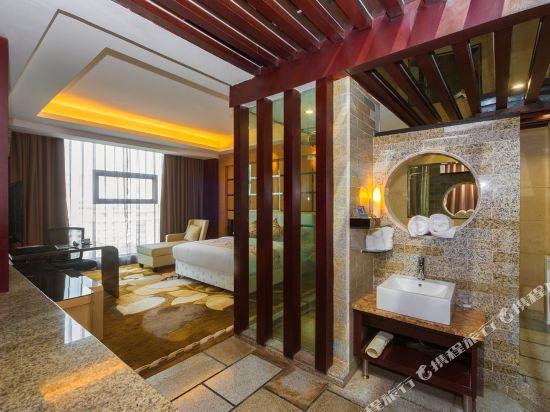 珠海嘉麗城景酒店(Jia Li City View Hotel)商務大床房