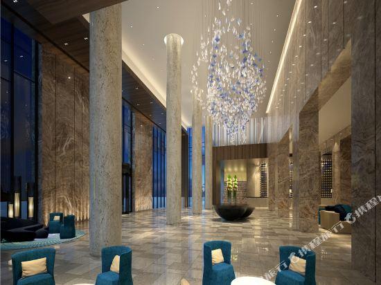 上海浦東主題樂園萬信酒店(Wassim Hotel (Shanghai Pudong Theme Park))公共區域