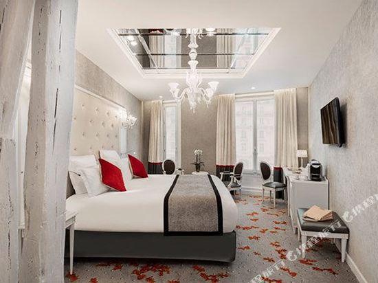 歌劇院鑽石阿爾巴宅邸酒店 - 貝斯特韋斯特頂級精選(Hotel Opera Diamond, BW Premier Collection)豪華房