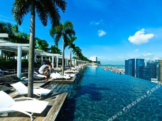 新加坡濱海灣金沙酒店(Marina Bay Sands)健身娛樂設施