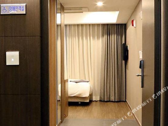 釜山商務酒店(Busan Business Hotel)無障礙單人房
