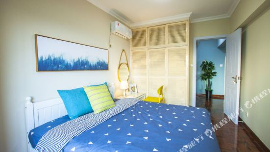 深圳市中心綠肺北歐風優雅大兩房普通公寓
