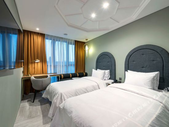 設計師DDP酒店(Hotel The Designers DDP)豪華雙床房