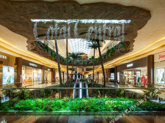 澳門金沙城中心假日酒店(Holiday Inn Macao Cotai Central)眺望遠景