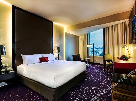 芭堤雅硬石酒店(Hard Rock Hotel Pattaya)作曲家套房