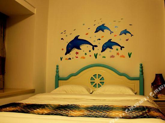 Q加·泰萊半島國際公寓(珠海橫琴海洋王國店)(Tailai Peninsula International Apartment (Zhuhai Hengqin Changlong Ocean Kingdom))親子陽光樂園四房二廳套房