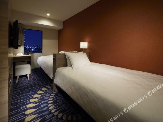 東京太陽城王子大酒店(Sunshine City Prince Hotel Tokyo)城市樓層雙床房C