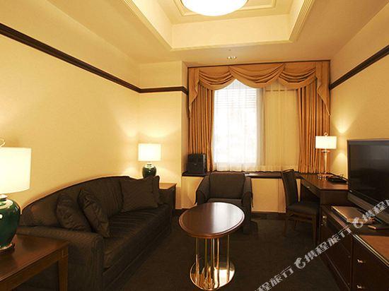 札幌格蘭大酒店(Sapporo Grand Hotel)主樓精緻套房