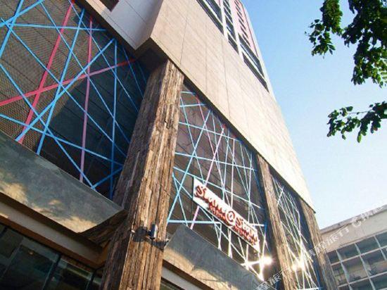 曼谷暹羅名家設計酒店(Siam@Siam Design Hotel Bangkok)外觀