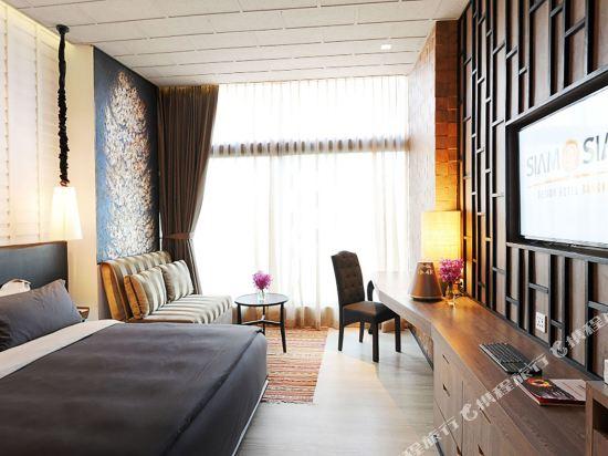 曼谷暹羅名家設計酒店(Siam@Siam Design Hotel Bangkok)至尊豪華傳統房