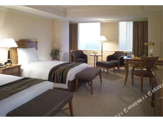 名古屋萬豪酒店(Nagoya Marriott Associa Hotel)禮賓豪華三人房