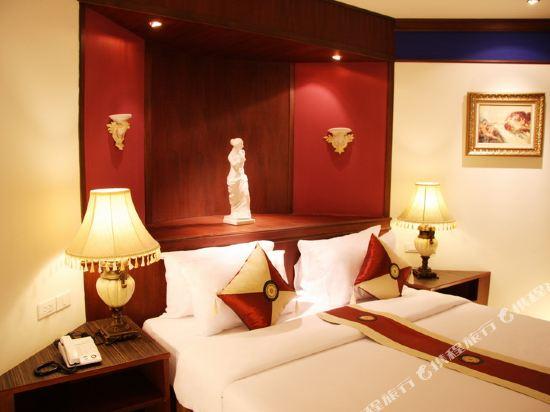 芭堤雅麗塔度假村及公寓(Rita Resort and Residence Pattaya)豪華房