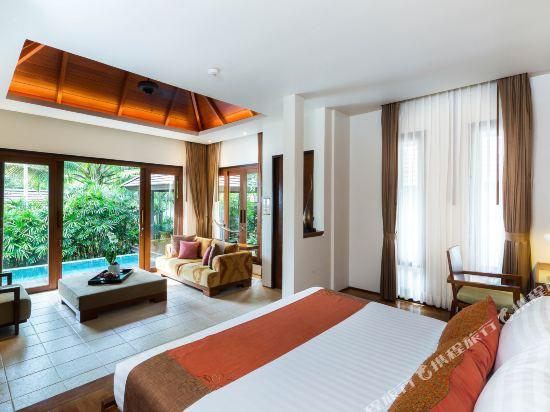 大海沙灘陽光度假酒店(Sea Sand Sun Resort and Villas)泳池別墅套房