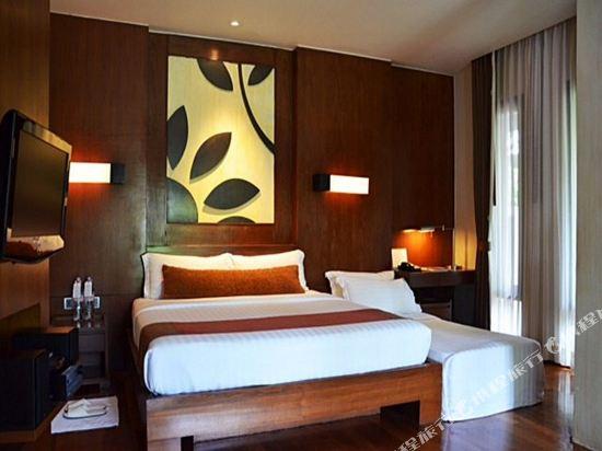 大海沙灘陽光度假酒店(Sea Sand Sun Resort and Villas)家庭三人房