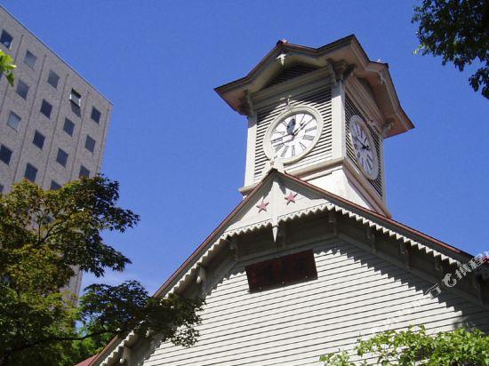 札幌大通Nest酒店(Nest Hotel Sapporo Odori)周邊圖片