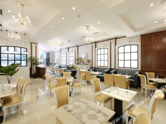 高雄陽光大飯店(Hotel Sunshine)西餐廳