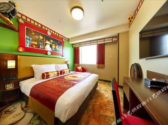 日本樂高樂園酒店(Legoland Japan Hotel)幻影忍者主題房