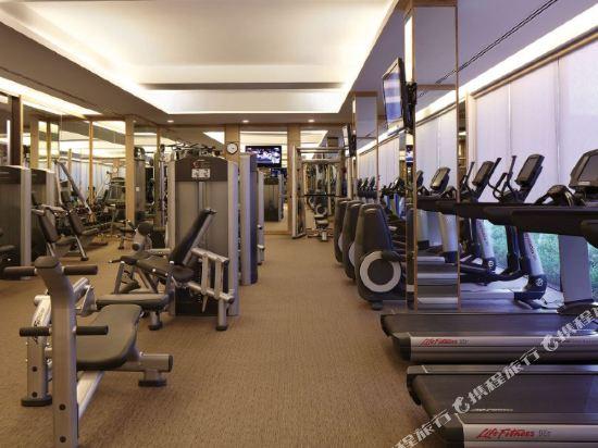 峴港凱悅麗晶渡假村及水療中心(Hyatt Regency Danang Resort and Spa)健身房
