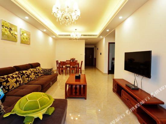 泰萊尚寓度假公寓(珠海海洋王國口岸店)(Tailai Shangyu Holiday Apartment (Zhuhai Ocean Kingdom Port))精品舒適兩房套房