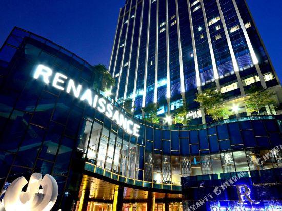曼谷拉差阿帕森購物區萬麗酒店(Renaissance Bangkok Ratchaprasong Hotel)外觀