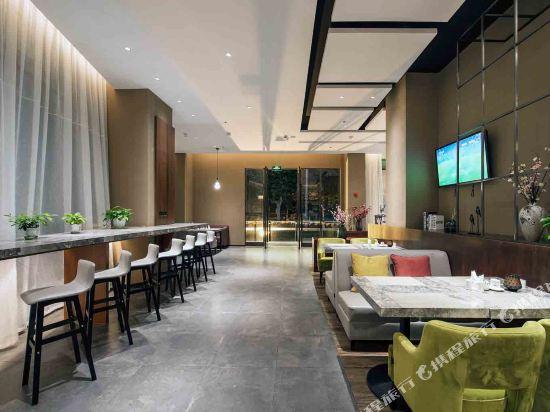 上海萬信R酒店(Wassim R Hotel)大堂吧