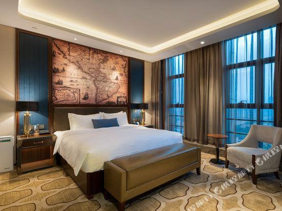 常州環球港郵輪酒店(Global Harbor Cruise Hotel)行政套房