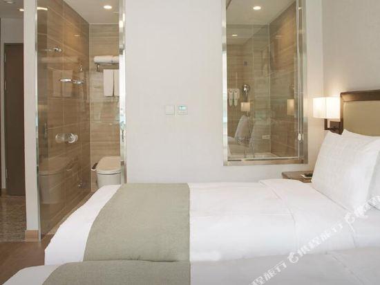 釜山斯坦福酒店(Stanford Inn Busan)陽台雙床房