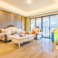 加洛林酒店主題公寓(珠海橫琴海洋王國店)酒店預訂