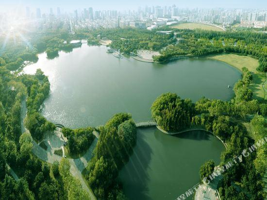 上海中谷小南國花園酒店(WH Ming Hotel)眺望遠景