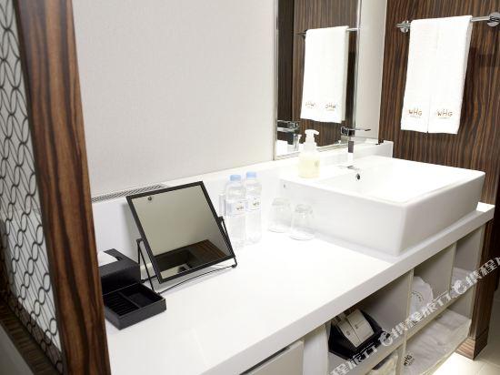 格拉斯麗首爾酒店(Hotel Gracery Seoul)雙人床房
