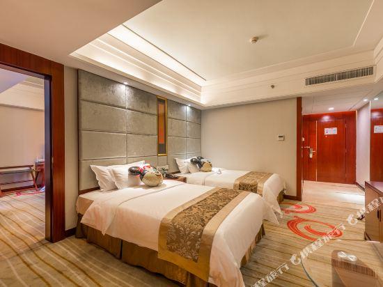 百盛達酒店(佛山千燈湖公園店)(Pasonda Hotel (Foshan Qiandeng Lake Park))家庭套房