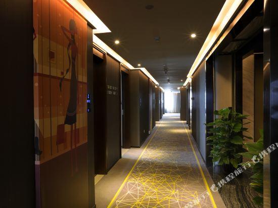 ZMAX潮漫酒店(佛山千燈湖店)(Zmax Hotel (Foshan Qiandeng Lake))公共區域