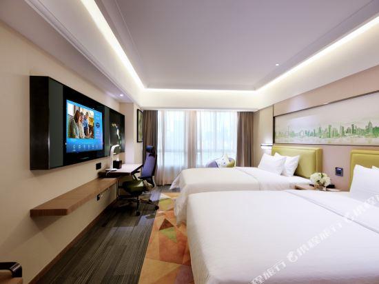 深圳阪田希爾頓歡朋酒店(Hampton by Hilton Shenzhen Bantian)舒適雙床房