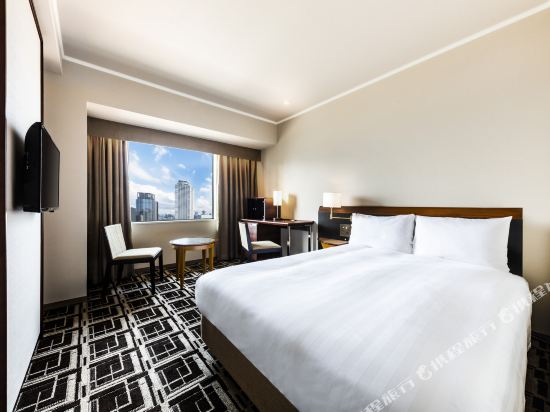 大阪阪神酒店(Hotel Hanshin Osaka)小型大床房